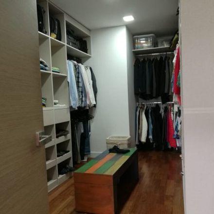 Rent this 4 bed apartment on Calle 7 Sur in Comuna 14 - El Poblado, 0500 Medellín