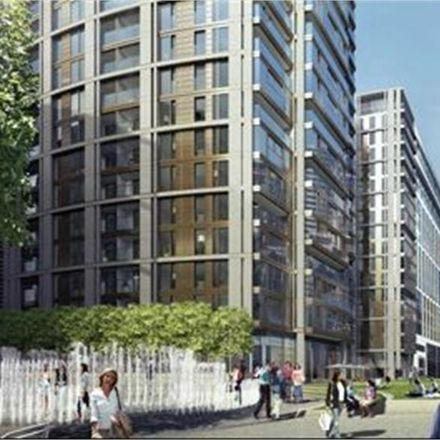 Rent this 1 bed apartment on 3 Merchant Square in London W2 1DP, United Kingdom