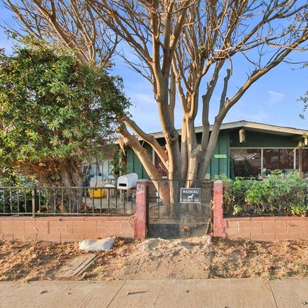 Rent this 4 bed house on 2905 East 20th Street in National City, CA 91950