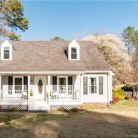 Rent this 3 bed house on Woodchuck Pl in Glen Allen, VA