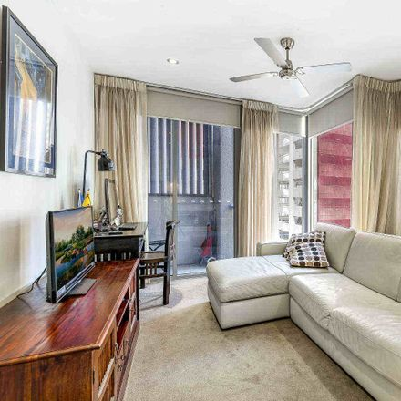 Rent this 1 bed apartment on 1704/127 Charlotte Street
