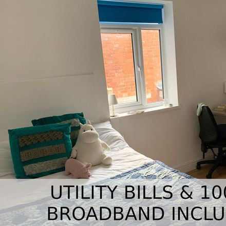 Rent this 1 bed apartment on 58 Bournbrook Road in Birmingham B29 7BT, United Kingdom