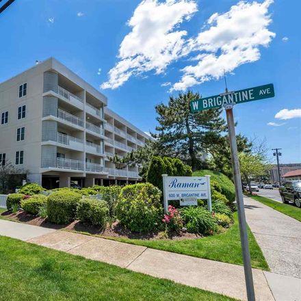 Rent this 2 bed apartment on 600 West Brigantine Avenue in Brigantine, NJ 08203