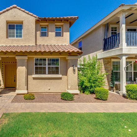 Rent this 3 bed house on 1085 South Annie Lane in Gilbert, AZ 85296