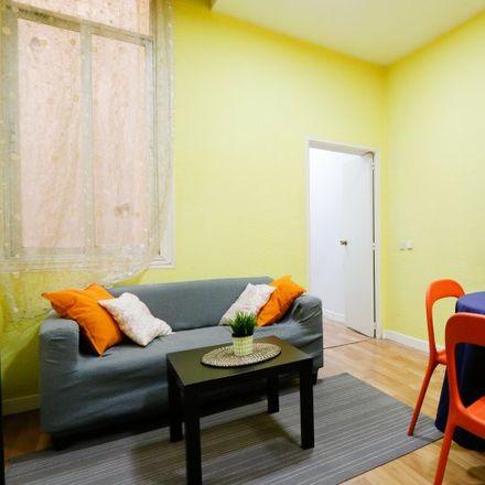 Rent this 3 bed apartment on Plaza de Tirso de Molina in Calle de Jesús y María, 28001 Madrid