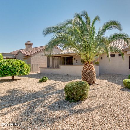 Rent this 2 bed house on 18625 North Twilight Way in Surprise, AZ 85374