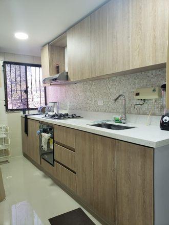 Rent this 3 bed apartment on COLEGIO SOFIA CAMARGO DE LLERAS in Calle 53D, Pumarejo