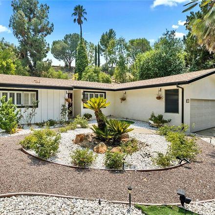 Rent this 3 bed house on Laramie Ave in Woodland Hills, CA