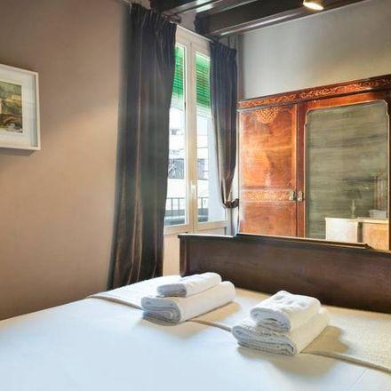 Rent this 1 bed apartment on Can Lluc in Carrer de la Reina Amàlia, 08001 Barcelona