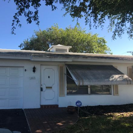 Rent this 2 bed house on Leisure Boulevard in Pompano Beach, FL 33064