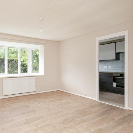 Rent this 1 bed apartment on Southfields Platform 1 in Crowthorne Close, London SW18 5RX