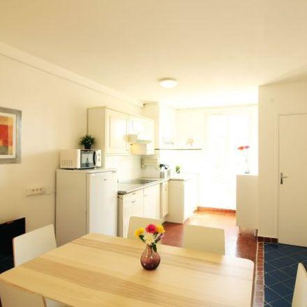 Rent this 3 bed apartment on 142 Avenue de la République in 93300 Aubervilliers, France