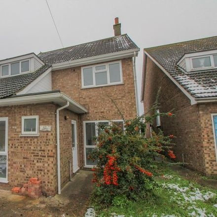 Rent this 4 bed house on Upper Caldecote Post Office & Store in 40 Hitchin Road, Upper Caldecote SG18 9BT