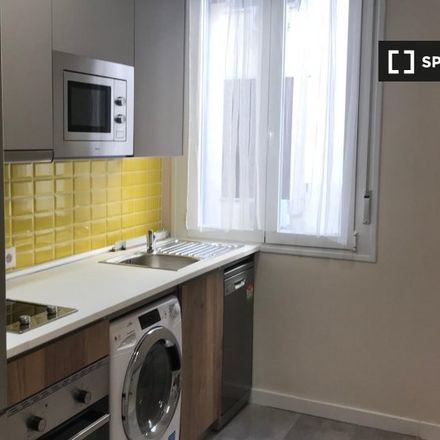 Rent this 1 bed apartment on Western Union in Gran Vía, 25