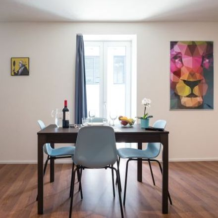 Rent this 2 bed apartment on Buckhauserstrasse 16 in 8048 Zurich, Switzerland