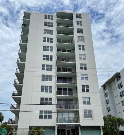 Rent this 2 bed condo on 3233 Northeast 32nd Avenue in Fort Lauderdale, FL 33308