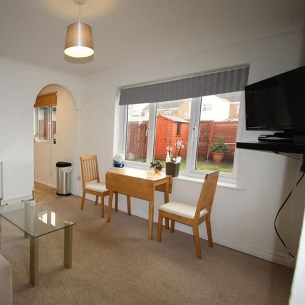 Rent this 1 bed house on 28 Mallory Close in Somerset West and Taunton TA2 6UF, United Kingdom