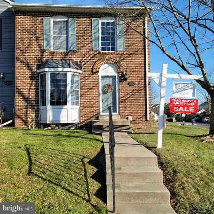 Rent this 4 bed townhouse on Wetherburne Way in Frederick, MD 21702