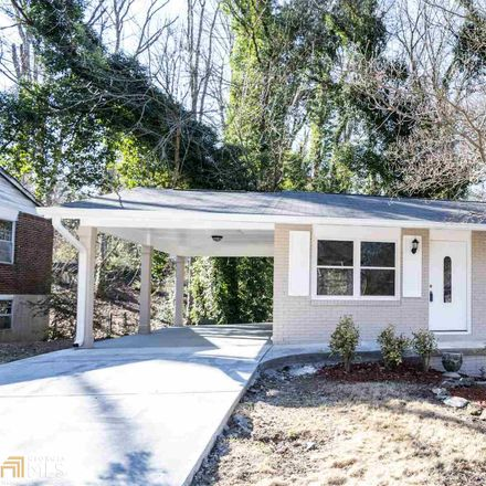 Rent this 3 bed house on Lyric Way NW in Atlanta, GA