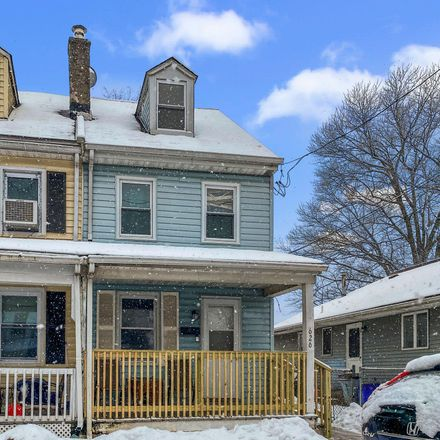 Rent this 3 bed townhouse on 626 Race Street in Bristol, PA 19007