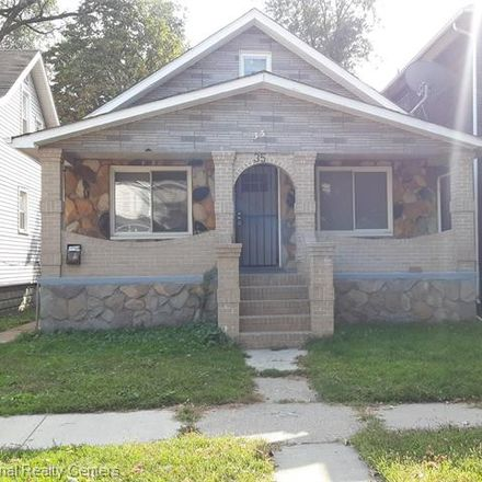 Rent this 3 bed house on 35 Florence Street in River Rouge, MI 48218