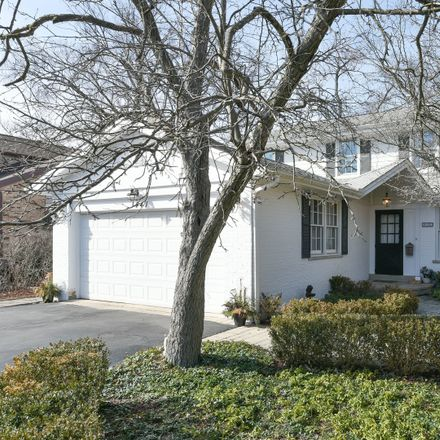 Rent this 5 bed house on 1441 Tower Road in Winnetka, IL 60093
