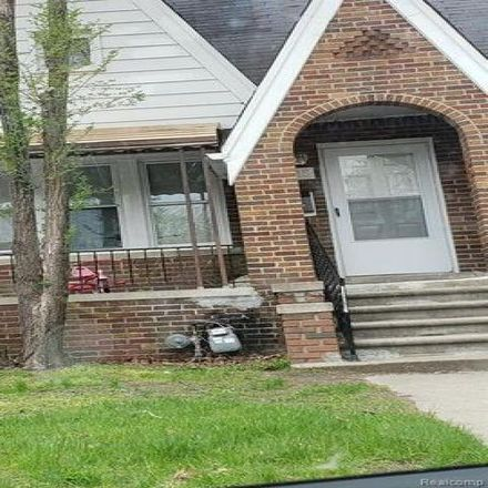 Rent this 3 bed house on 16853 Turner Street in Detroit, MI 48221