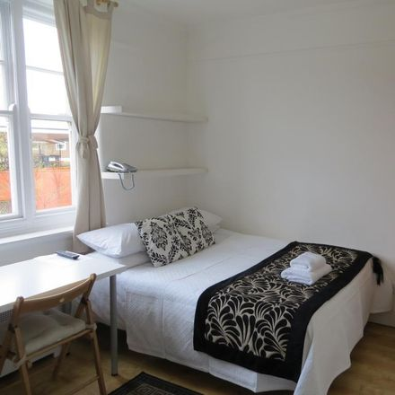Rent this 0 bed apartment on Brandenburgh House in Fulham Palace Road, London W6 9HH