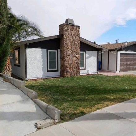 Rent this 3 bed house on 1205 East Navajo Street in Barstow, CA 92311
