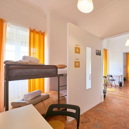 Rent this 5 bed room on Alameda in Alameda Dom Afonso Henriques, 1900-138 Lisbon