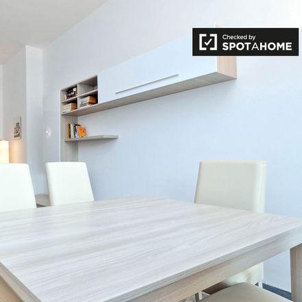 Rent this 4 bed apartment on Via Cerreto di Spoleto in 00181 Rome RM, Italy