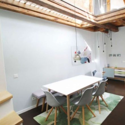 Rent this 1 bed apartment on Almstadtstraße in 10119 Berlin, Germany