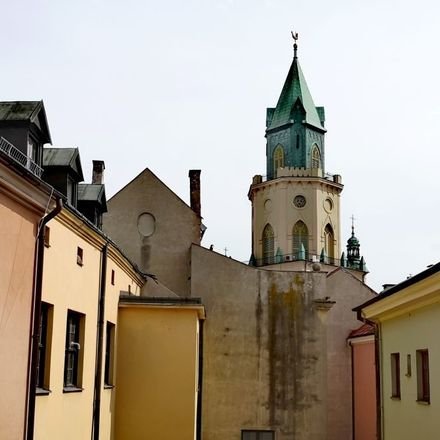 Rent this 2 bed apartment on Rynek 18 in 20-111 Lublin, Poland