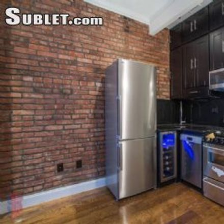 Rent this 1 bed apartment on Krik Krak in 844 Amsterdam Avenue, New York