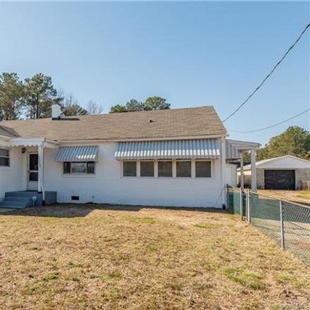Rent this 2 bed house on 25313 Ritchie Avenue in Maitland Village, VA 23803