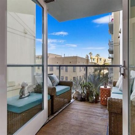 Rent this 1 bed condo on Discovery at Cortez Hill in Beech Street, San Diego