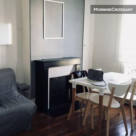 Rent this 1 bed apartment on 8 Rue de la Pyramide in 92100 Boulogne-Billancourt, France