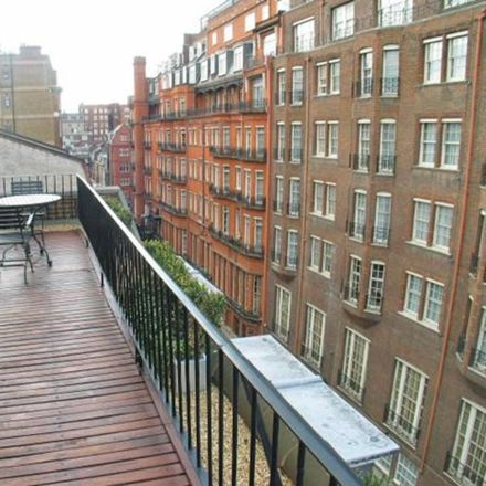 Rent this 1 bed apartment on 17 Grosvenor Street in London W1K 3JZ, United Kingdom