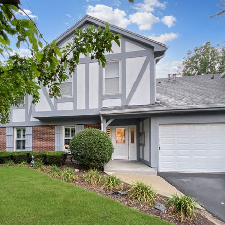 Rent this 2 bed condo on 16 West Fern Court in Palatine, IL 60067