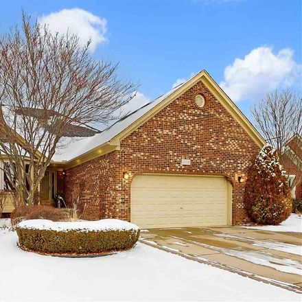 Rent this 3 bed house on Woodland in Macomb, MI