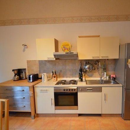 Rent this 2 bed apartment on Städtische Kindertagesstätte Fuldastraße in Fuldastraße 17, 64625 Bensheim