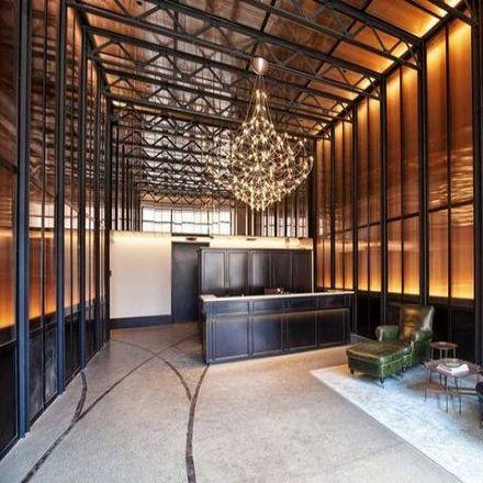 Rent this 2 bed condo on DUMBO Historic District Proposal in Manhattan Bridge, New York
