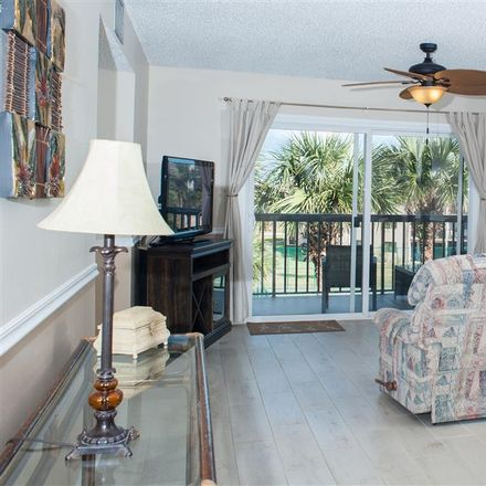 Rent this 2 bed condo on A1A in St. Augustine Beach, FL 32080