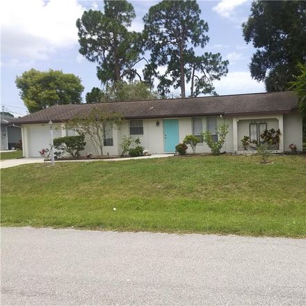 Rent this 2 bed house on 1261 Joplin Avenue Northwest in Port Charlotte, FL 33948