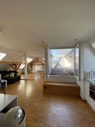 Rent this 1 bed loft on Augsburg in Bavaria, Germany