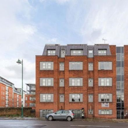 Rent this 1 bed apartment on Saco House in The Ropewalk, Nottingham NG1 5DQ