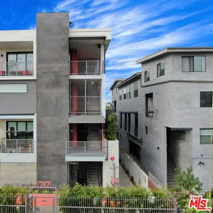 Rent this 0 bed apartment on 747 Lillian Way in Los Angeles, CA 90038