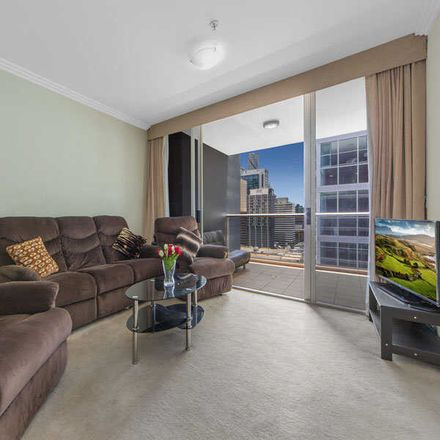 Rent this 1 bed apartment on 2107 Mantra on Mary 70 Mary Street