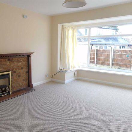 Rent this 3 bed house on Church Lane in Erewash DE21 5LD, United Kingdom