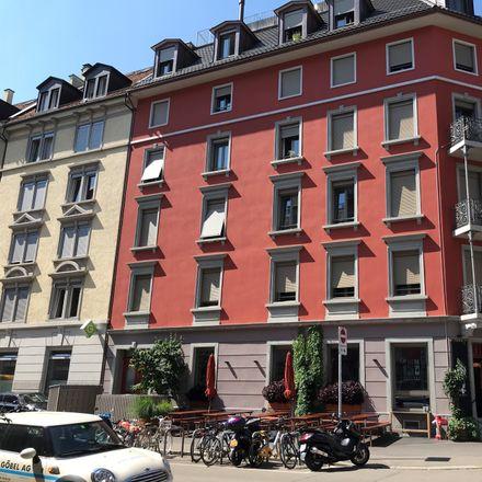 Rent this 2 bed apartment on Ooki in Zentralstrasse 53, 8003 Zurich